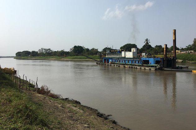 Adjudican dragado en río Magdalena para desacelerar erosión en Salamina