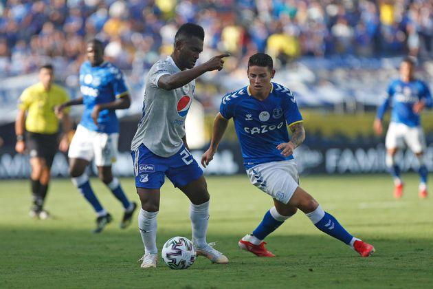 Florida Cup: Everton venció a Millonarios desde la tanda de penaltis