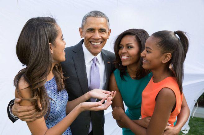 Michelle ha sido reveladora en sus podcast, contando al público sus intimidades familiares / Twitter.
