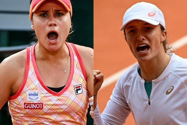 Sofia Kenin e Iga Swiatek disputarán la final femenina de Roland Garros 2020
