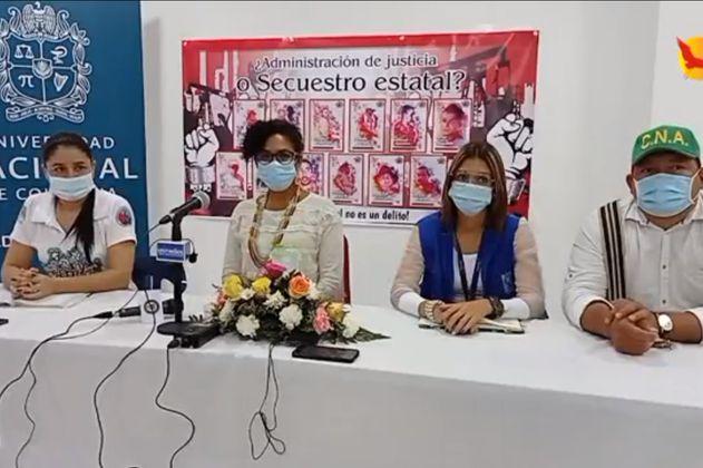 Los reclamos de los líderes ambientales de Arauca ante la JEP
