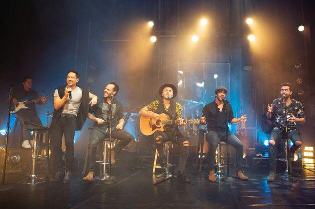 """""""Hombres a la plancha"""", de nuevo en concierto por 'streaming'"""