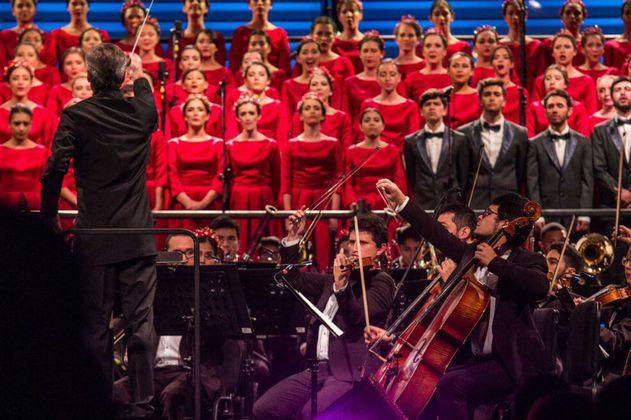 Gran concierto de Navidad 2020