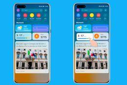 Asistente Huawei lanza nuevo diseño con el newsfeed de SQUID