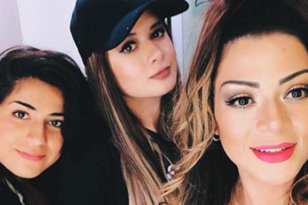Marbelle detalló cómo es la relación con sus dos hijas, Rafaella y Angie Cardona