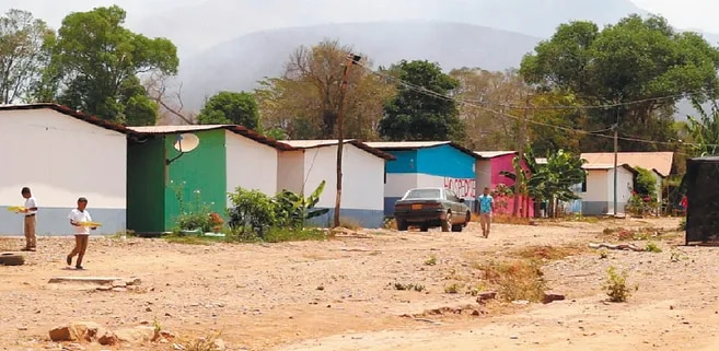 Una de las metas de los reincorporados de Pondores es lograr adquirir los predios para construir una ciudadela. / Cortesía