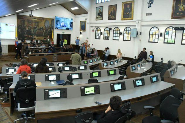 Tribunal niega recursos al Concejo y le ordena reabrir debate del POT de Bogotá