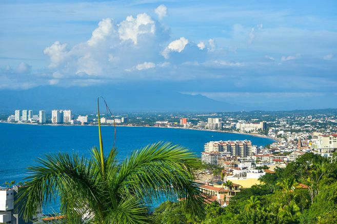 Puerto Vallarta es donde México cobra vida.