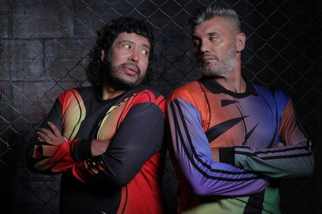 René Higuita y Sergio Goycochea les apuestan a sus selecciones para esta Copa América