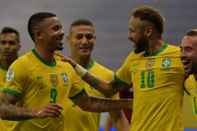 Brasil, concentrada en Bogotá para la triple fecha de eliminatorias Qatar 2022   EL ESPECTADOR