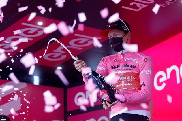 Así quedó la clasificación general del Giro de Italia 2020