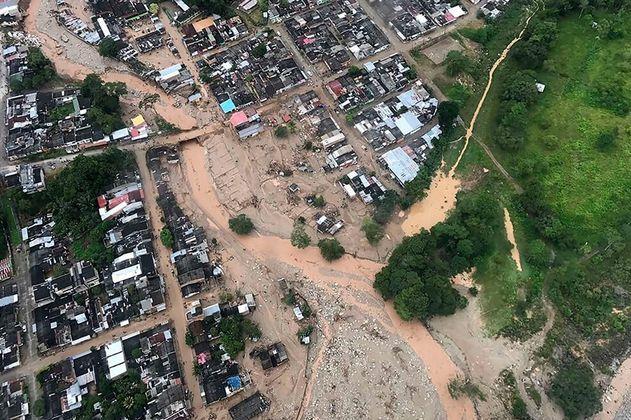 Gobierno invertirá $293.000 millones en reconstrucción de Mocoa (Putumayo)