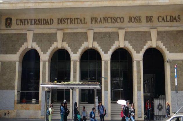 Se levanta paro en Universidad Distrital: en agosto retornarán a clases