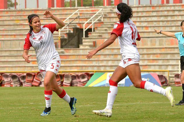 Liga Femenina: Santa Fe derrotó a Llaneros y lidera su grupo