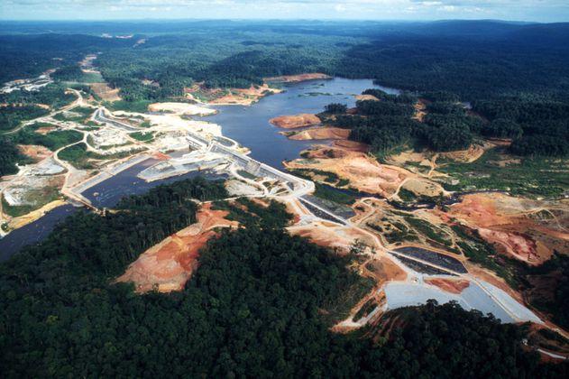 509 represas están en planeación o construcción dentro de áreas protegida