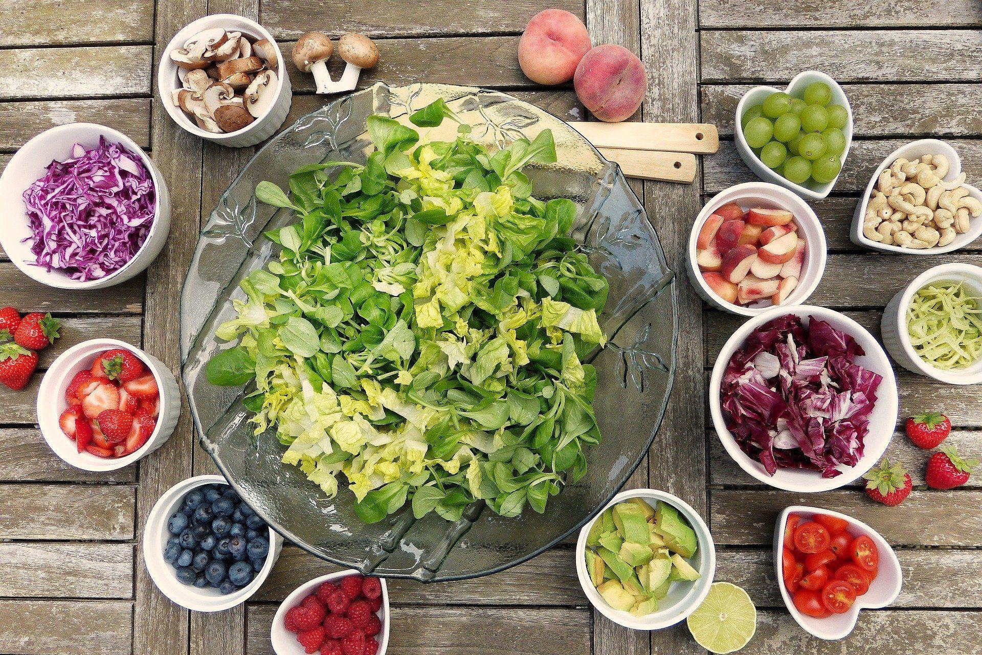 Hoy alimentarse bien significa ser saludable.