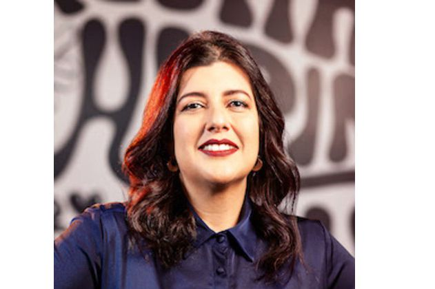 Paola Colmenares y el toque femenino en la industria musical