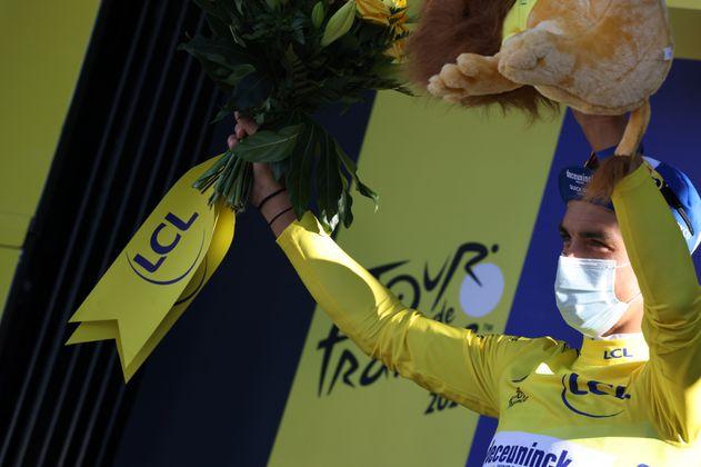 Tour de Francia 2020: con calma asumió el lote la tercera etapa