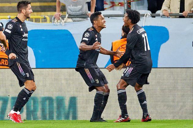 Con Cuadrado en cancha, Juventus venció a Malmo por Champions League