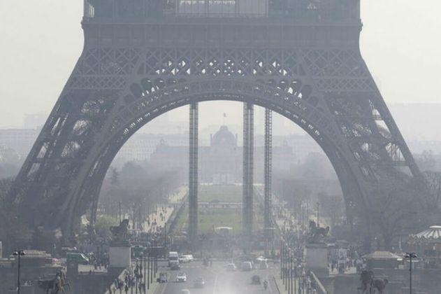 La contaminación del aire ha caído un 50 % en Europa debido al confinamiento
