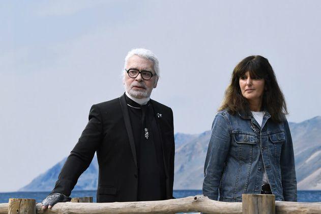 L'Oréal lanza una línea de maquillaje junto a la firma Karl Lagerfeld