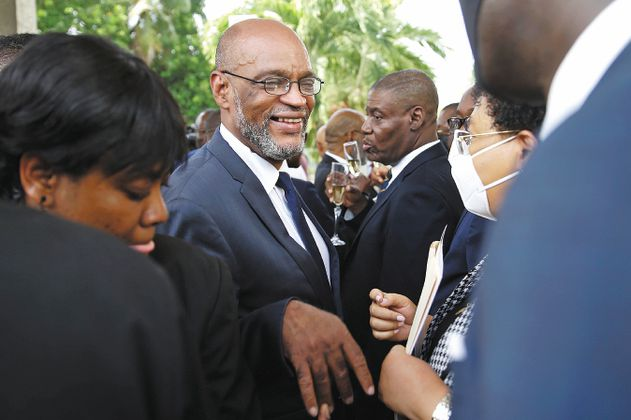 Los siete minutos que ponen a temblar a Ariel Henry en Haití