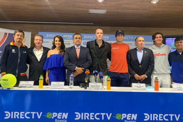 El tenis tiene nueva parada: el Directv Open 2021 de Bogotá