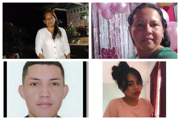 Unidad de Restitución de Tierras confirma asesinato de comisión desaparecida