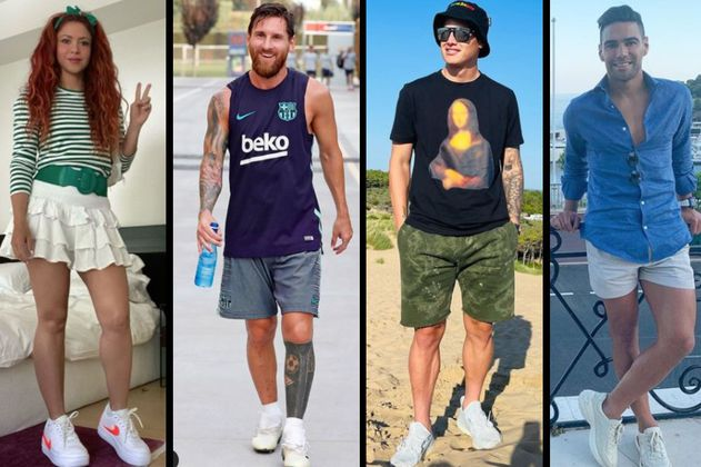 Shakira, Messi, James y otros famosos acusados de fraude fiscal
