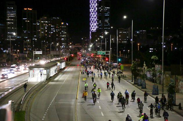 Este jueves hay ciclovía nocturna en Bogotá: vea los cierres viales, eventos y recomendaciones
