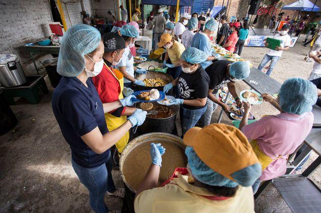 El PMA y su lucha para acabar el hambre en el mundo