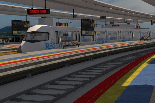 ¡Bogotá se subió al tren!