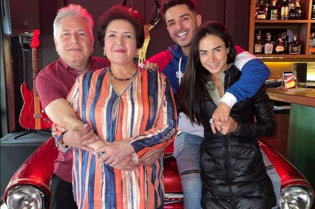 Conmovedor testimonio. Juanse Quintero revela que sus padres tienen COVID-19.