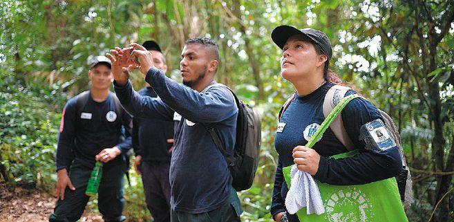 Humanicemos: un proyecto humanitario de excombatientes de las Farc en Caquetá.
