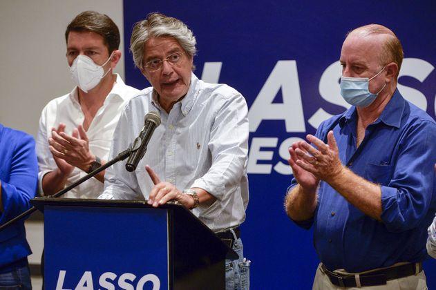 Colombia, primer viaje internacional de Guillermo Lasso, presidente electo de Ecuador