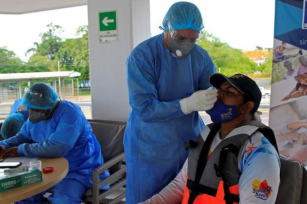 Cartagena prevé aumento significativo en casos de COVID-19