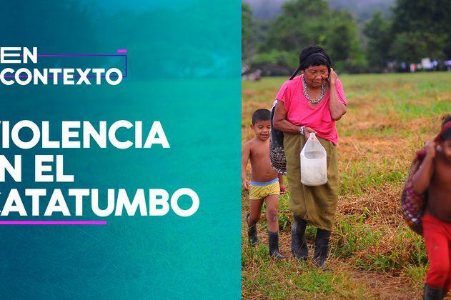 Masacre en Tibú, ¿qué pasa en el Catatumbo?